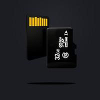 128gb unidades flash al por mayor al por mayor-2018 nueva tarjeta de memoria Micro TF clase 10 de 64GB 32GB 128GB con adaptador Paquete minorista Tarjetas Flash SD NUEVO