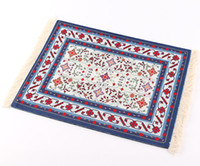 Wholesale pattern office for sale - Persian pattern Mouse Pads Ethnic style print Mouse Pads with Good quality for Office personalized customization game customization
