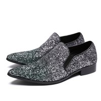 black sequin prom shoes