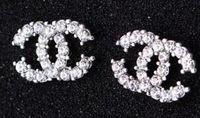 стальные ювелирные изделия выросли оптовых-60 стили модные серьги Серьги мода ювелирные изделия розовое золото серьги для женщин из нержавеющей стали Стад цирконий Стад круглые серьги