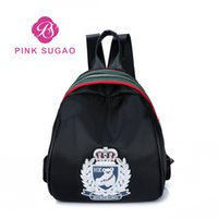Wholesale travel backpacks for sale - Pink sugao designer backpack luxury backpacks women new fashion mini travel bags hot sales school bags for lady factory wholesales