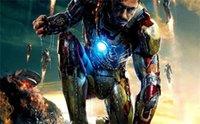 nackter kunstmann großhandel-Iron Man, Home Decor HD gedruckt moderne Kunst Malerei auf Leinwand (ungerahmt / gerahmt)