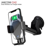 soporte de teléfono celular montado en la pared al por mayor-JAKCOM CH2 Smart Wireless Car Charger Mount Holder Venta caliente en otras partes de teléfonos celulares como jakcom nfc wall phone holder