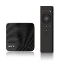 atv remoto venda por atacado-MECOOL M8S PRO L ATV Android TV OS Amlogic S912 3 GB 16 GB 32 GB octa dual core wifi remoto caixa de tv inteligente