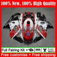 Wholesale fairing thundercat 97 resale online - Red white blk Body For YAMAHA YZF600R Thundercat MT1 YZF R YZF R Fairing Bodywork