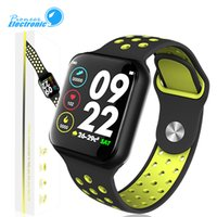 Wholesale bracelet for sports for sale – best For iwatch F8 Smart Watch Men IP67 Waterproof Call reminder Fitness Tracker Smart Bracelet Smartwatches Sports Band For iPhone Android