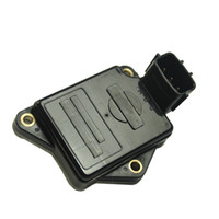 Wholesale mass air flow maf sensor resale online - High Quality Mass Air Flow Sensor MAF Meter for KA24E D21 Pickup AFH55M AFH55M10