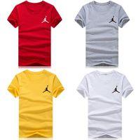 cool lustig großhandel-2019 großhandel neue basketball sports rundhals t-shirt mode marke männer frauen kurzarm t-shirt 9 farbe lustige 3d druck männer cool t shir