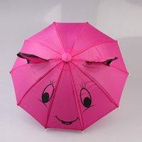 красивые аксессуары для девочек оптовых-Красивый зонтик аксессуары дети девушки подарки подходит для 18 дюймов американская девушка кукла P7Ding