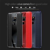 flip flip achat en gros de-Cas de téléphone de TPU en cuir pour Huawei MATE20 MATE20X MATE20 cas de mode Flip Stand Couverture en cuir pour iphone X / XS XR XS MAX