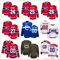 Wholesale classic winter jersey montreal for sale - Group buy Cheap Phillip Danault Jacob de la Rose Jeff Petry Karl Alzner Jersey Men Women Youth Kid Winter Classic Montreal Canadiens Salute to Service