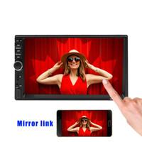 hd câmera monitor venda por atacado-2 din Rádio Do Carro 7