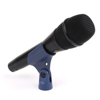 micrófono profesional canta al por mayor-KSM8 KSM9 Micrófono con cable clásico Micrófono de mano profesional Karaoke Canto vocal Podcast dinámico Mic por DHL La mejor calidad