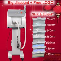 Wholesale ipl hair for sale - Most popular OPT SHR IPL laser beauty equipment new style SHR IPL machine OPT AFT IPL hair removal beauty machine Elight Skin Rejuvenation