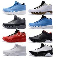 vagues de basketball achat en gros de-2019 9 Mens 9s Chaussures De Basketball Hommes Hommes Designer Wave Runner Paniers Rétro Baskets De Sport chaussures Sneakers
