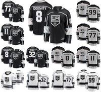 Wholesale gretzky jersey king resale online - Los Angeles Kings Jerseys Anze Kopitar Jersey Jonathan Quick Jeff Carter Drew Doughty Wayne Gretzky Hockey Jerseys Stitched