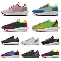 2020 nike sacai ldv ld waffle hombres mujeres zapatos para correr negro blanco gris pino verde gusto varsity azul hombres entrenadores zapatillas