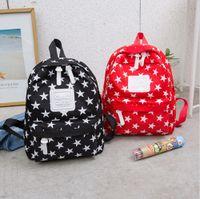 Wholesale rucksack backpacks girls resale online - New Kids Stars Cartoon Backpack Girls Boys Schoolbag Bookbag Shoulder Children s Rucksack Toddler Zipper Bag Cute