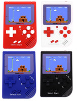 Wholesale 2.5 inch tv for sale - Group buy NEW CoolBaby RS Portable Retro Mini Handheld Game Console bit Color LCD Game Player For FC Game free DHL