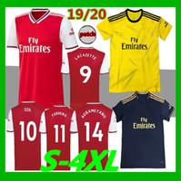 personalizar jersey de brasil al por mayor-2019 camiseta de fútbol WILSHERE para adultos 18 19 20 RAMSEY SUAREZ Camiseta de futbol hombre camisetas de fútbol 2020 uniformes maillot de foot