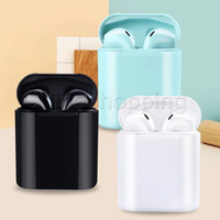 Wholesale pop phone green online – X20S TWS Bluetooth Auto Pairing Wireless Earphone Headsets Pop up window digital Touch earbuds for Phone
