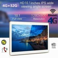 comprimido 1gb ram 8gb rom venda por atacado-10.1 '' 4 + 32G Tablet PC Android 6.0 Octa Núcleo 4G RAM 32G ROM HD WIFI Dual Sim 3G