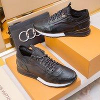 erkek moda stili rahat ayakkabılar toptan satış-Spor Ayakkabı Erkekler için Yaz Tarzı Nefes Flats Dantel-up Yuvarlak Ayak Moda Erkek Sneakers Zapatos para hombre de Deportes Rahat Lüks