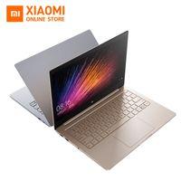 laptop core i5 venda por atacado-Original 13.3 Polegadas Xiaomi Mi Notebook Air Reconhecimento de impressão digital Intel Core i5-7200U CPU 8 GB 256 GB Intel Windows 10 Laptop