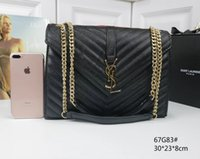 Wholesale metallic linen for sale - Group buy New Messenger Bag Ladies Handbag Chain Ring PU Leather Bags Retro Envelope Bag Diagonal Lady Shoulder Bag Designer Women Handbags Purses