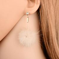 9520c72937db9 Earrings White Fur Online Shopping | Earrings White Fur for Sale