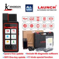 sistemas de asiento al por mayor-LANZAMIENTO X431 Diagun IV Auto Herramienta de diagnóstico de sistema completo Soporte Bluetooth / Wifi con 2 años de actualización gratuita Sin IP limitada mejor que diagun iii