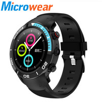 Wholesale waterproof phone gps 4g for sale - Group buy 4G H8 GPS Smart Watch IP68 waterproof Android support Nano SIM Smart Phone GB RAM GB ROM Heart Rate Monitor Smartwatch