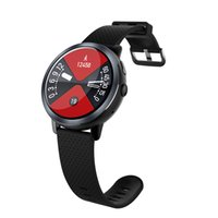reloj de 2 gb al por mayor-LOKMAT L29 Luxury 4G Smart Watch Android 7.1.1 2GB + 16GB GPS 2MP Cámara 1.39 pulgadas AMOLED Pantalla 580Mah Batería Smartwatch Hombres