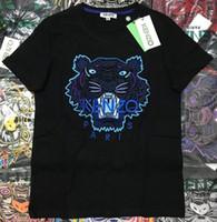 chaqueta de lana púrpura para hombre al por mayor-Justin Bieber OBJETIVO TOUR alta calidad puro algodón hombres camiseta de las mujeres XXL Kanye Westkenzo camiseta