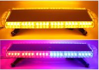 bernstein geführtes warndachlicht großhandel-Freies verschiffen 75 cm / 30 zoll dach montieren led lichtbalken notfahrzeug warnlichtbalken auto strobe lichtbalken lkw schleppstab strobolicht