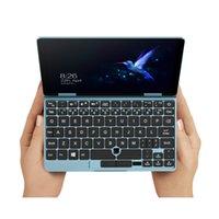 Wholesale mini laptop windows resale online - Windows License Mini Laptop One Netbook One mix S inch UMPC touch screen Pocket PC Intel Celeron Y GB GB
