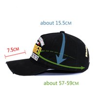 Wholesale hat sunscreen for sale - Group buy New Four Seasons Cotton Outdoor Sports Baseball Adjustment Cap Letter Embroidered Hat Men and Women Sunscreen Sunhat Hip Hop Cap