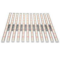 12bars 900w full spectrum Samsung lm281B+ led grow light bars for indoor growth and bloom