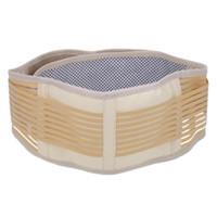 тумановая талия оптовых-Турмалиновый самонагревающийся пояс для поддержки спины с магнитной терапией # 72337