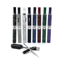 Wholesale packaging t resale online - Blister Vape Pen Starter Kit mAh Battery Herbal Vaporizer Cartridges Vertex Blister Package Colors Thread Vertex BOGO LAW EGO T