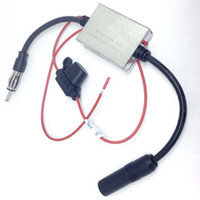 Wholesale car ant resale online - Car FM Radio Antenna Signal Anti Interference Car Radio Antenna Signal ANT