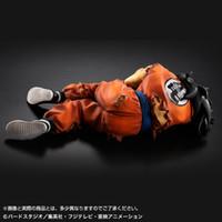 figura de batman nave libre al por mayor-Dragon Ball Z Dead Yamcha PVC Colección PVC Figuras de acción juguetes para niños regalo brinquedos Envío gratis Y190529