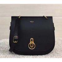 Wholesale locks uk resale online - 2019 NEW Amberley UK tree shoulder bag tote ins party CM bayswater handbag best quality women bag