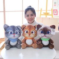 mini-bichos de pelúcia venda por atacado-1 pc 20 cm Mini Bonito de Pelúcia Brinquedos de Pelúcia Recheado de Animais de Pelúcia Dos Desenhos Animados do Gato Boneca Brinquedos para Crianças Brinquedos Meninas Presentes