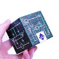 gedruckte blinds groihandel-UV Druck Zauberwürfel 3x3x3 Blind Braille Digitale Physik Lernen Geschwindigkeit Twist Puzzle Pädagogisches Spielzeug für Kinder