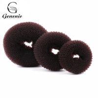 Wholesale fashion hair buns resale online - 1 Size S M L Fashion Women Magic Shaper Donut Hair Ring Bun Maker Hair Accessories Lady Styling Tool Headwear Drop Ship