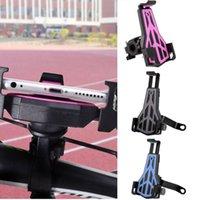 suporte de navegação venda por atacado-Suporte universal do suporte do suporte do telefone móvel da bicicleta da motocicleta suporte de giro da navegação de 22mm - de 33mm