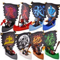 Wholesale jay toy resale online - 2019 Compatible NINJA Motorcycle Heroes Kai Jay Cole Zane Lloyd With Weapons Toy legoinglys ninjagoingly Figure Blocks