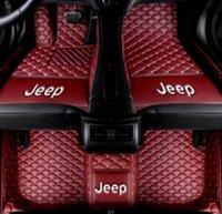 ingrosso interni jeep-Applicabile a tappeto Jeep Liberty 2008 auto antiscivolo interni di lusso tappeto ecologico non tossico