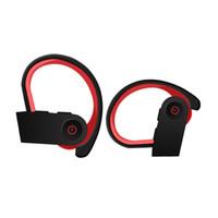 casque bluetooth pour tablettes achat en gros de-TWS 5.0 Sans Fil Bluetooth Écouteur Stéréo Écouteur Sport sweatproof Casque Avec Écouteur Pour Tous les Tablette Bluetooth Écouteur Smart Phone